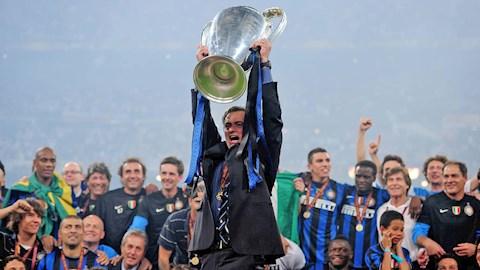 Jose Mourinho kể lại chuyện trốn học trò Inter để sang Real hình ảnh