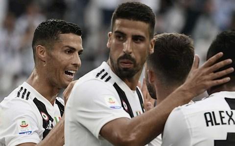 Sami Khedira Ronaldo phi thường, Mourinho là HLV tuyệt vời! hình ảnh