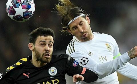 Bernardo Silva 'Man City nào đã loại được Real Madrid' hình ảnh 2