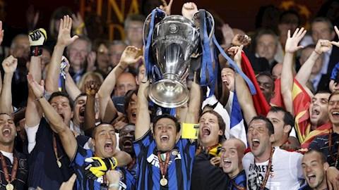 Tròn 10 năm Inter Milan vô địch Champions League hình ảnh