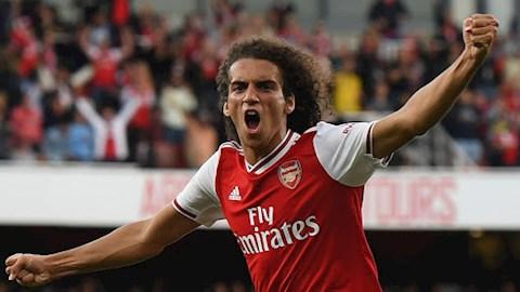 Arsenal lên kế hoạch giữ chân tiền vệ Matteo Guendouzi hình ảnh