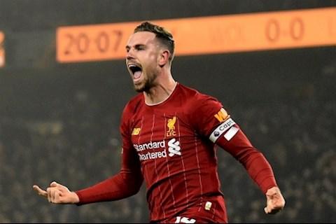 Jordan Henderson Liverpool đã sẵn sàng khi bóng đá trở lại hình ảnh