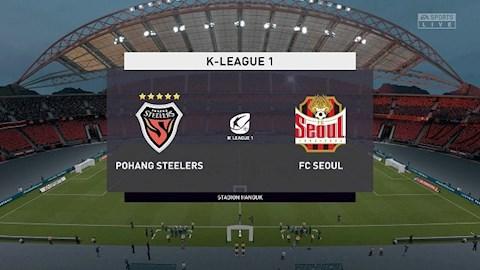Pohang Steelers vs Seoul 17h30 ngày 225 VĐQG Hàn Quốc 2020 hình ảnh