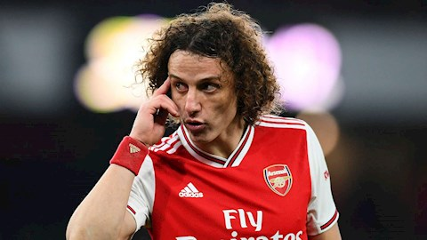 Arsenal nhắm ông lão 36 tuổi thay thế thảm họa David Luiz hình ảnh 2
