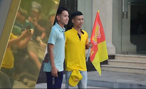 Hong Duy HAGL CDV Nam Dinh