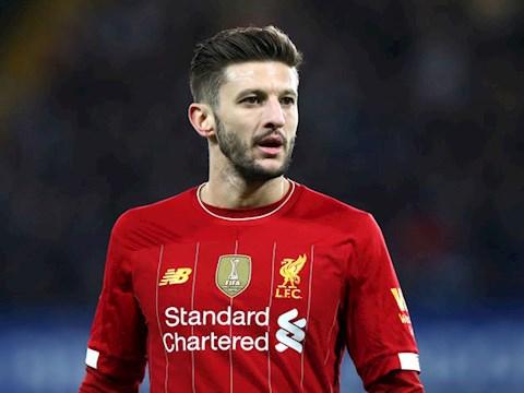 Rời Liverpool, tiền vệ Adam Lallana tới Leicester ở Hè 2020 hình ảnh