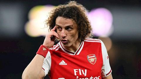 David Luiz quyết định không giải nghệ ở Arsenal hình ảnh