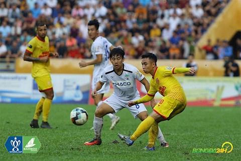 LTD Nam Dinh vs HAGL hom nay 23/5/2020