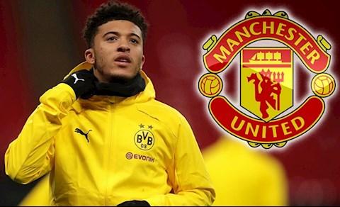 Tin vắn MU sáng 58 Mặc Dortmund, Sancho quyết dứt áo sang MU hình ảnh