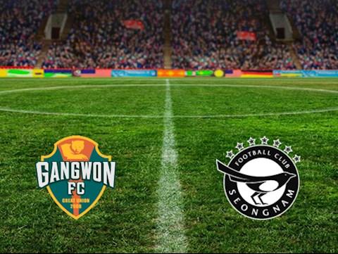 Gangwon vs Seongnam 14h30 ngày 235 VĐQG Hàn Quốc 2020 hình ảnh