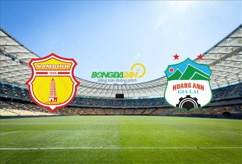 Trực tiếp trước trận đấu Nam Định vs HAGL cúp quốc gia hình ảnh
