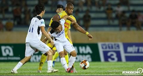 Rafaelson Nam Dinh vs HAGL