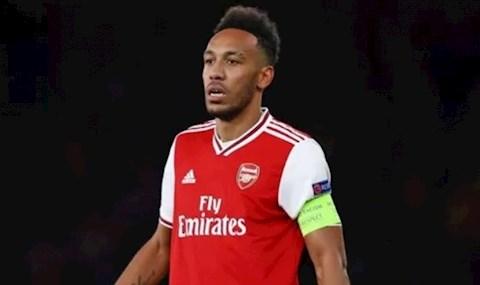 Chức tước không xong, Arsenal lôi người cha ra dụ Aubameyang hình ảnh