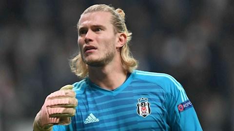Hertha Berlin muốn ký hợp đồng với thủ môn Loris Karius  hình ảnh
