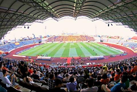 Nam Định được chọn đăng cai bóng đá nam SEA Games 31 hình ảnh