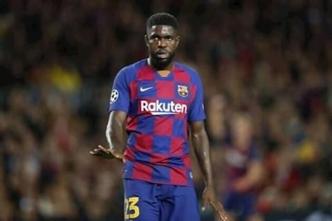 Barca không bán trung vệ Samuel Umtiti với bất kỳ giá nào hình ảnh