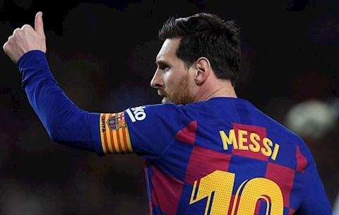Các đại gia còn cơ hội chiêu mộ Lionel Messi không tốn 1 xu hình ảnh