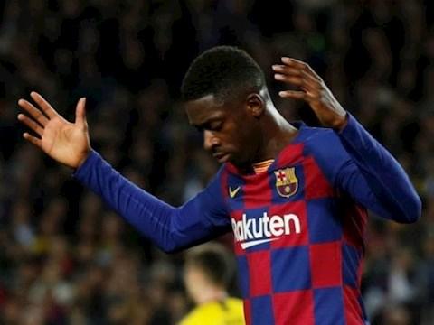 Liverpool quan tâm tới Ousmane Dembele  hình ảnh