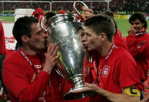 Carragher thừa nhận Liverpool chơi không tốt vẫn vô địch Champions League hình ảnh 2