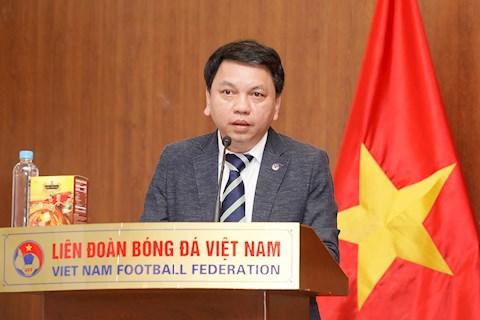 VFF đẩy nhanh tiến độ nhập tịch cầu thủ cho đội tuyển Việt Nam hình ảnh