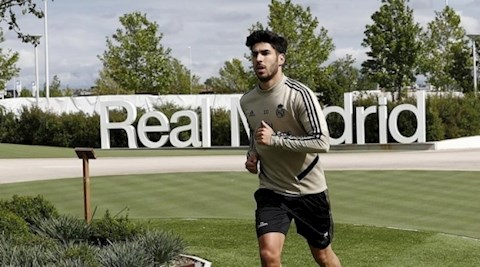 Real Madrid nhận tin cực vui từ tiền vệ Marco Asensio hình ảnh