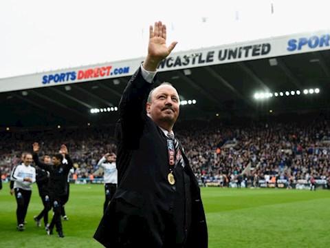 HLV Rafa Benitez có thể trở lại dẫn dắt Newcastle hình ảnh