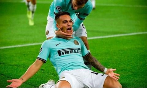 Tiền đạo Lautaro Martinez khó tới Barca ở Hè 2020 hình ảnh