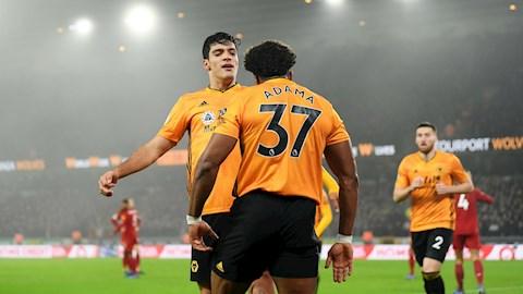 Wolves khong ban Adama Traore va Raul Jimenez