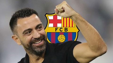 Xavi là tương lai của Barca và sẽ trở lại Camp Nou hình ảnh
