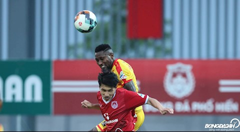 Hoang Vu Samson Thanh Hoa, Pho Hien vs Thanh Hoa