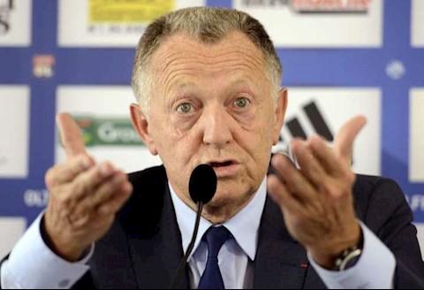 Chủ tịch Lyon viết tâm thư kêu gọi chính phủ Pháp cho Ligue 1 nối lại hình ảnh 2