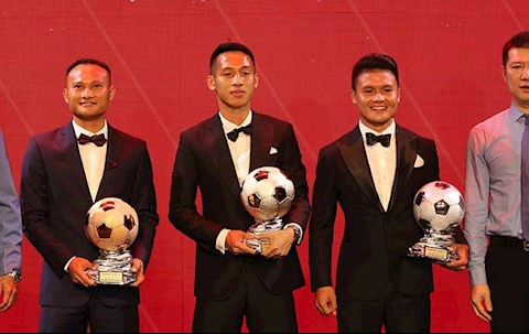 CLB Hà Nội giành áp đảo tại Gala trao giải QBV 2019 hình ảnh