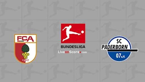 Augsburg vs Paderborn 1h30 ngày 285 Bundesliga 201920 hình ảnh