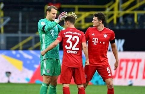 Bayern thang Dortmund Neuer va Kimmich