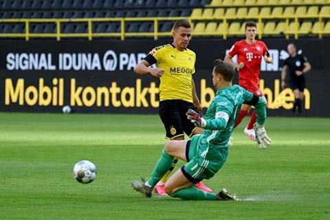Bayern vs Dortmund Neuer va Hazard