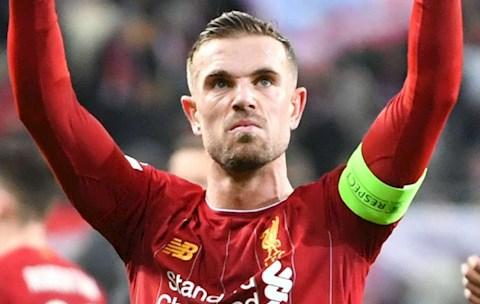 Liverpool vô địch Premier League, đội trưởng Henderson cảm ơn 3 người hình ảnh 2