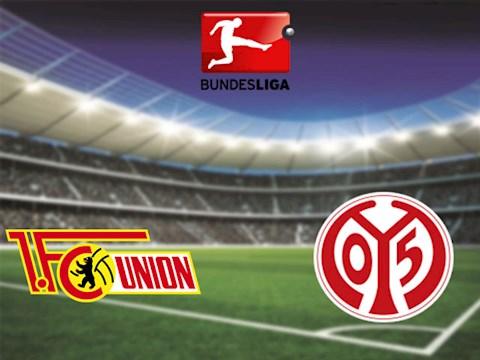 Union Berlin vs Mainz 1h30 ngày 285 Bundesliga 201920 hình ảnh