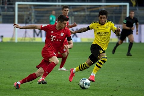 Bayern lại khiến Dortmund ôm hận Thợ cả và học việc hình ảnh 2