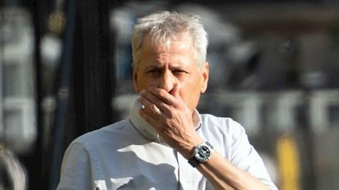 HLV Favre giương cờ trắng sau trận thua Bayern hình ảnh