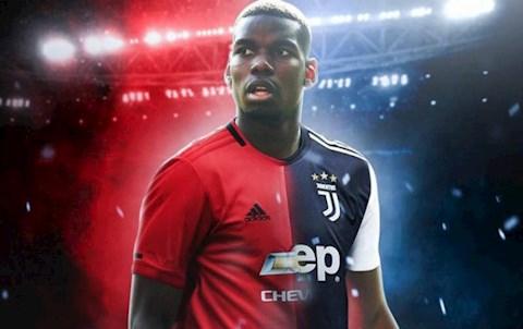 Vì lý do này, Juventus rút lui vụ tiền vệ Paul Pogba hình ảnh