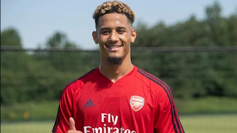 Trung vệ William Saliba có thể đá chính ngay lập tức ở Arsenal hình ảnh