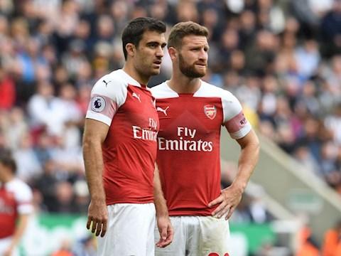 Arsenal bán 3 trung vệ ở kỳ chuyển nhượng Hè 2020 hình ảnh