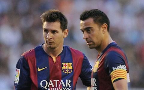 Người cũ Barca tin Lionel Messi có thể sắm vai Xavi hình ảnh
