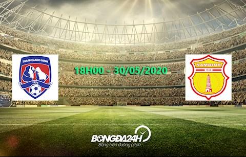 Trực tiếp bóng đá Quảng Ninh vs Nam Định link xem cúp QG hình ảnh