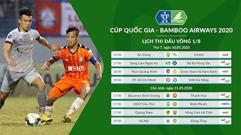 Trực tiếp Cúp Quốc Gia hôm nay 3052020 - Link xem full HD hình ảnh