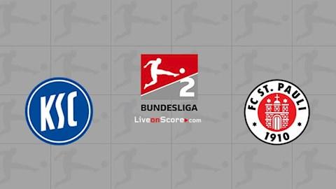 Karlsruher vs StPauli 18h00 ngày 305 Hạng 2 Đức 201920 hình ảnh