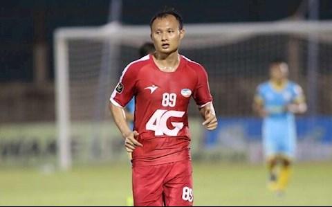 Trọng Hoàng có thể ra sân trong trận đấu với Nam Định hình ảnh