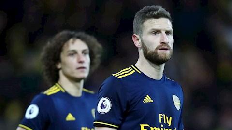 Để cải thiện hàng thủ, Arsenal phải thanh lý Luiz và Mustafi hình ảnh