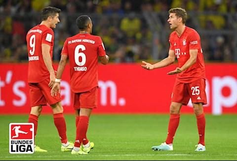 Kết quả bóng đá Bundesliga hôm nay 305 KQ Bayern vs Fortuna hình ảnh