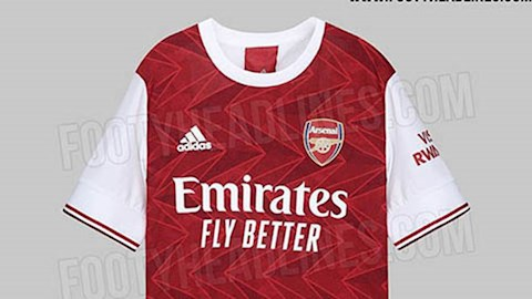 Mau ao duoc cho la ao dau san nha cua Arsenal mua toi